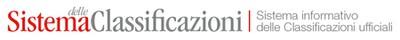 Classificazioni Istat