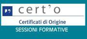 Seminario: La presentazione telematica dei certificati di origine e visti per l'estero