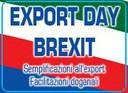 EXPORT DAY: BREXIT – Semplificazioni all'export e Facilitazioni doganali