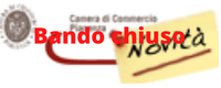 Bando per la concessione di contributi per la ripresa in sicurezza delle attività economiche, nel quadro della emergenza sanitaria COVID-19 - BANDO CHIUSO
