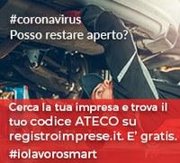 #coronavirus Posso restare aperto?