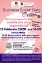 BUSINESS SPEED DATE AL FEMMINLE - IV EDIZIONE