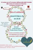 COMITATO PER LA PROMOZIONE DELL'IMPRENDITORIALITA' FEMMINILE - Iniziativa di solidarietà